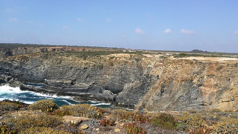 La nature merveilleuse du Portugal photographie stock libre de droits