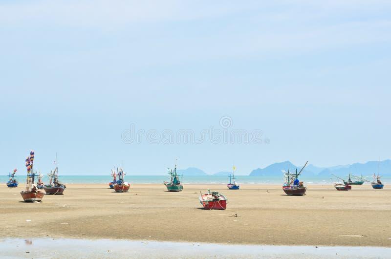 La nave in secca. immagini stock libere da diritti