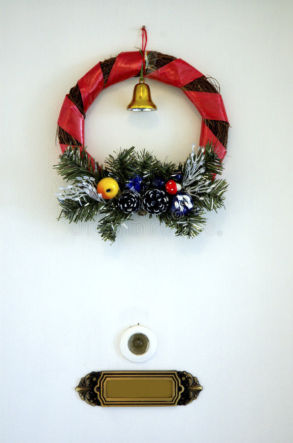 La Navidad 12 foto de archivo