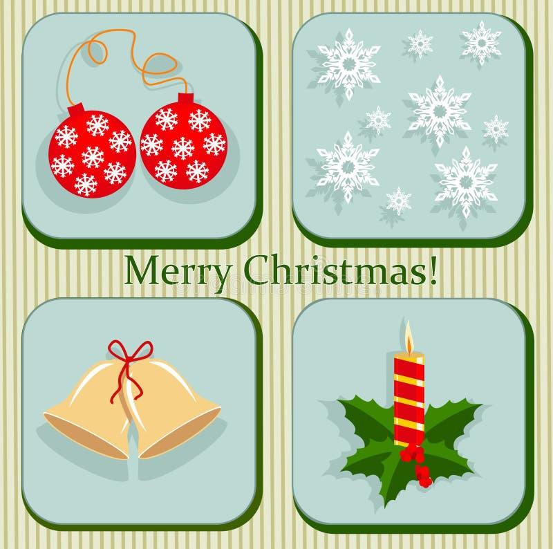 Download La Navidad imagen de archivo. Imagen de conjunto, brillante - 44852517