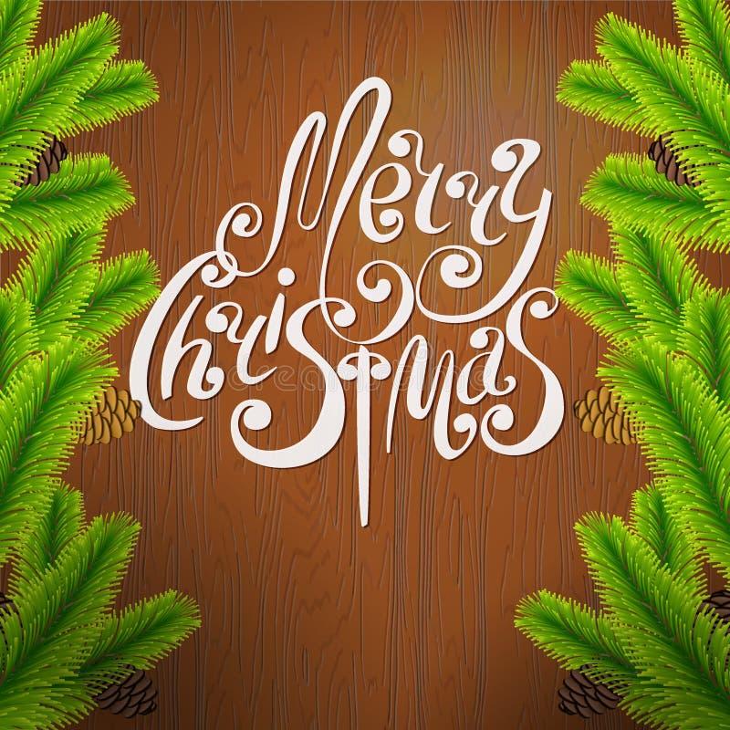 La Navidad BG 02 stock de ilustración