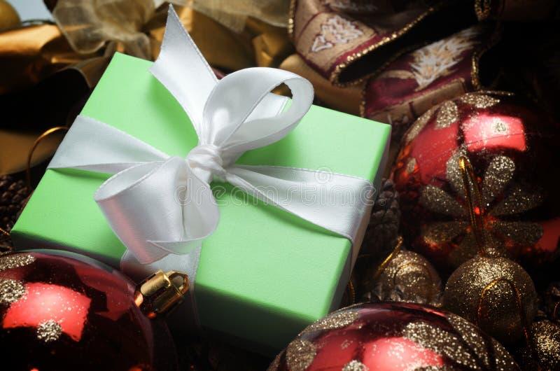 La Navidad de lujo fotografía de archivo libre de regalías