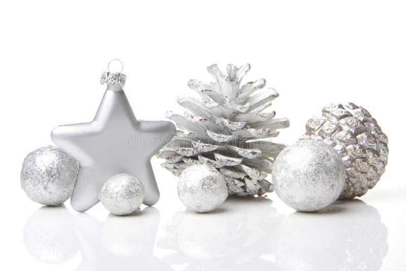 La Navidad, decoración de la Navidad imagen de archivo