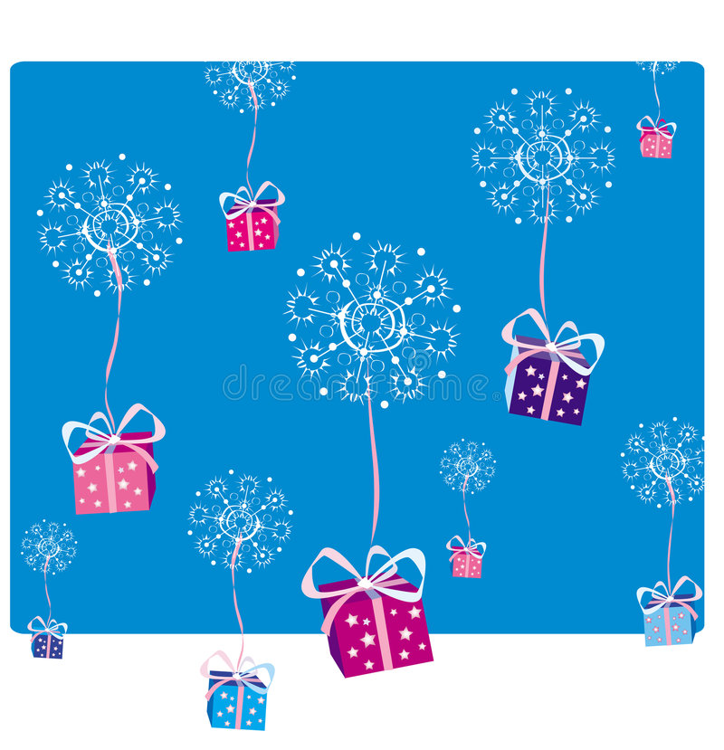 La Navidad decoration2 ilustración del vector
