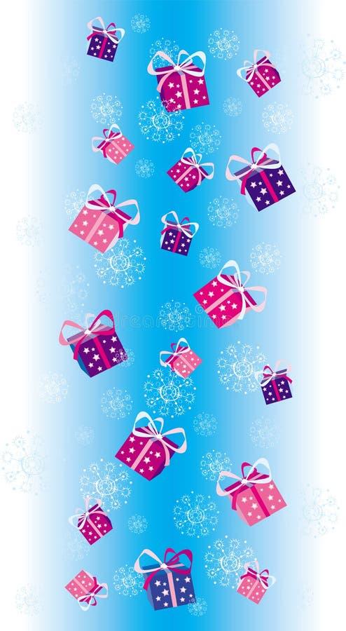 La Navidad decoration4 ilustración del vector