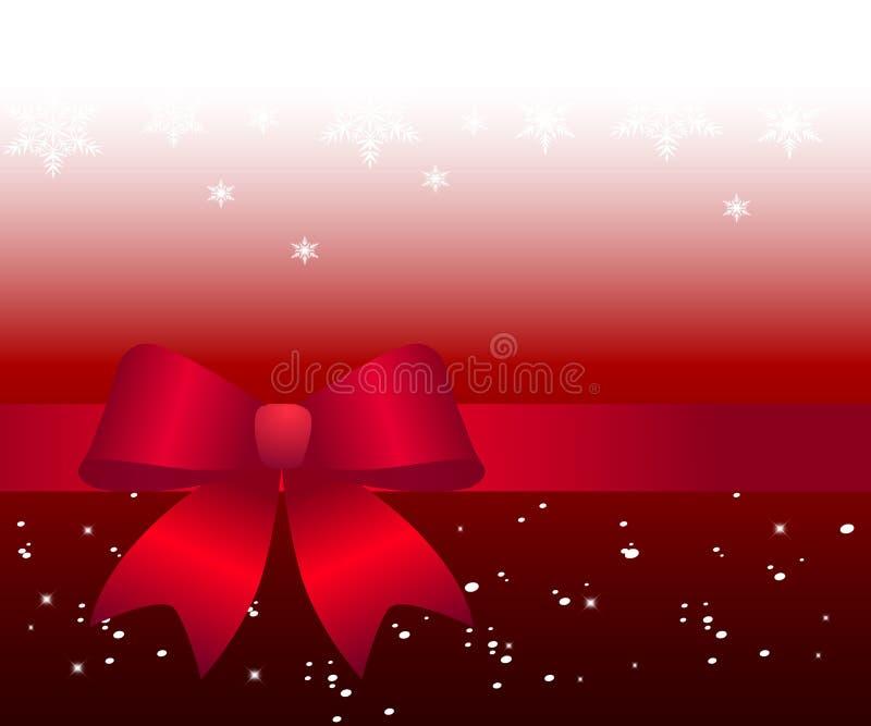 La Navidad decorativa colorida Backround stock de ilustración