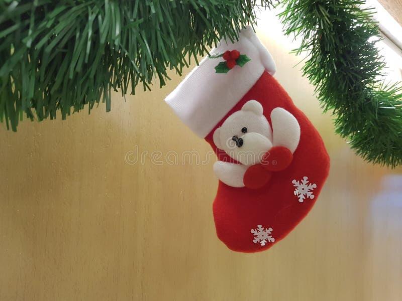 La Navidad del choque imagenes de archivo