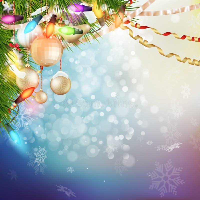 La Navidad EPS 10 libre illustration
