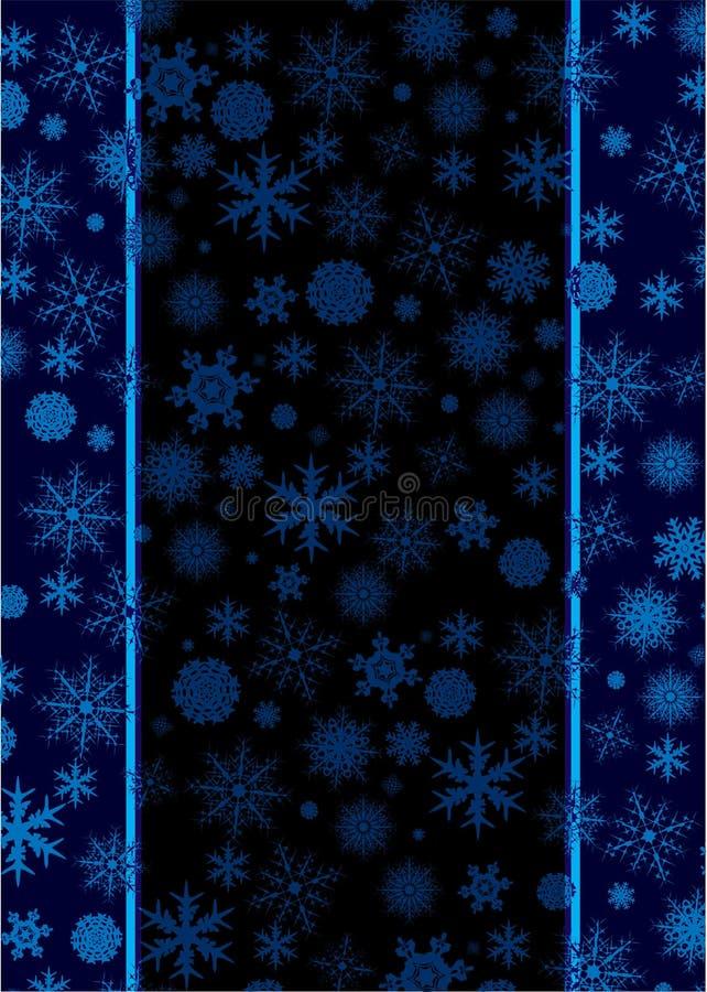 La Navidad formó escamas raya stock de ilustración
