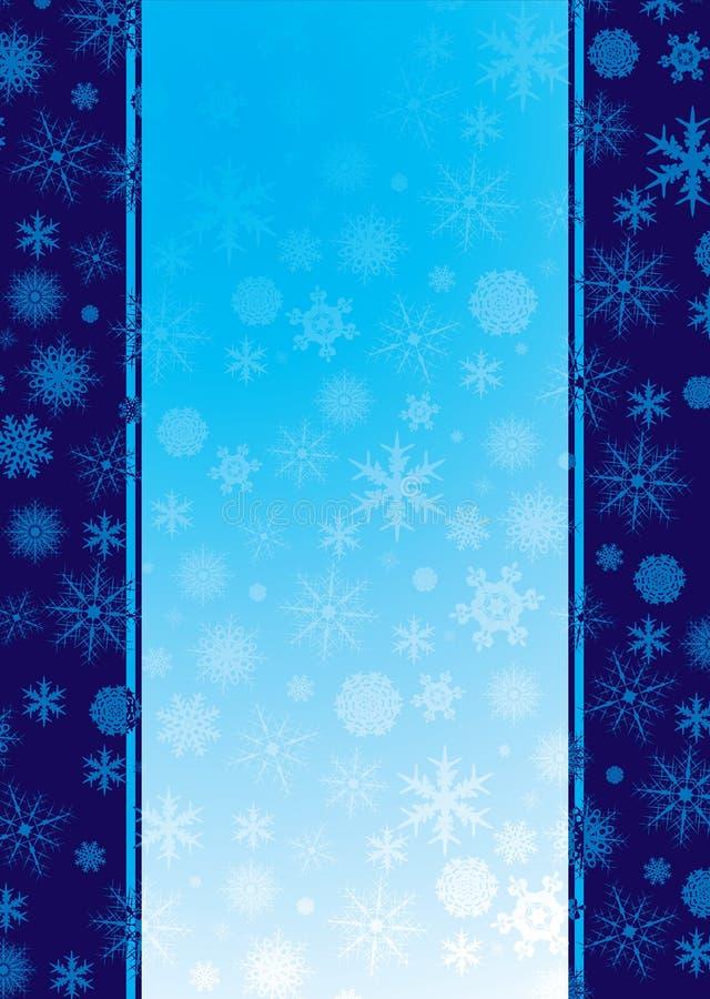 La Navidad formó escamas venda stock de ilustración