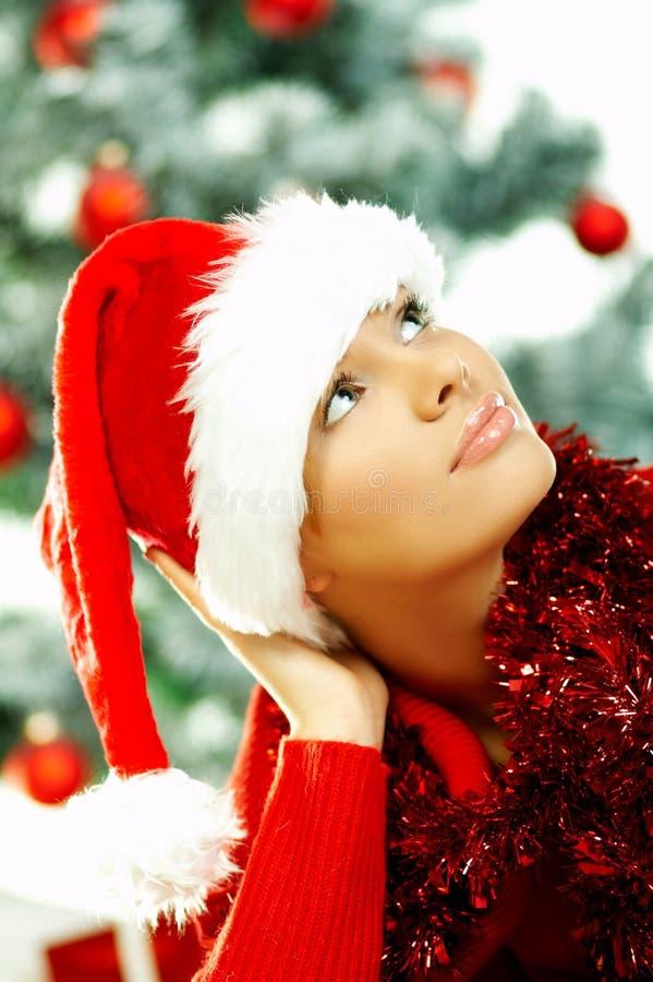 La Navidad hermosa 2 imagen de archivo