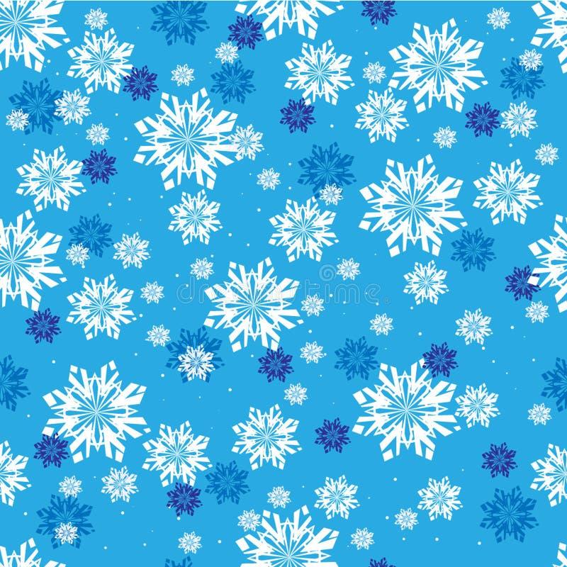 La Navidad inconsútil del vector ilustración del vector
