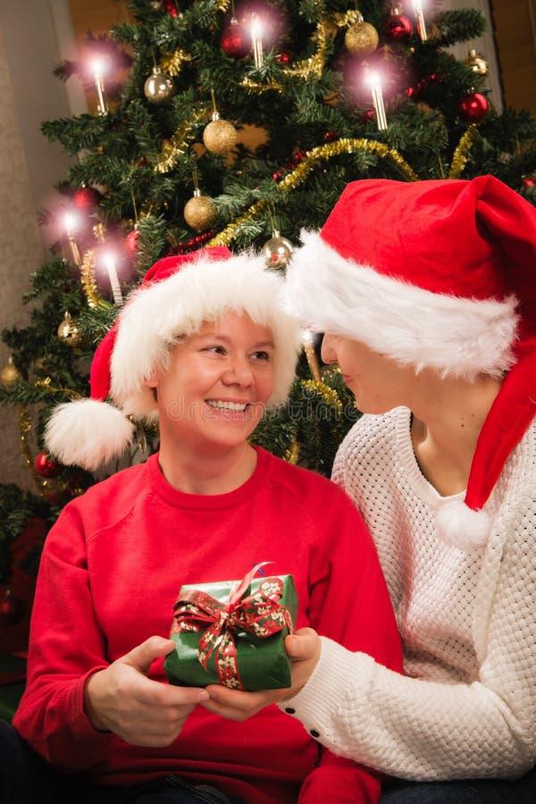La Navidad junto imagen de archivo