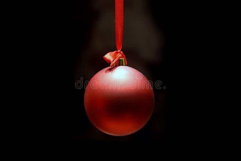 La Navidad roja fotos de archivo libres de regalías
