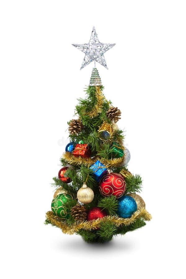 La Navidad tree-1 fotos de archivo
