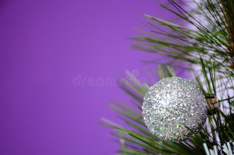 La Navidad tres fotografía de archivo libre de regalías