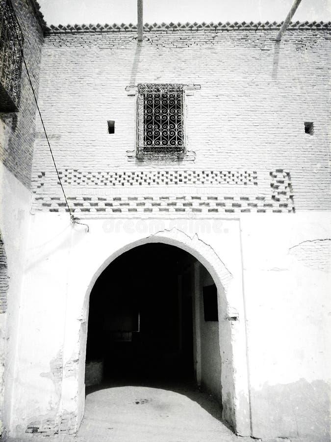 La Nefta-Tunisia fotografie stock