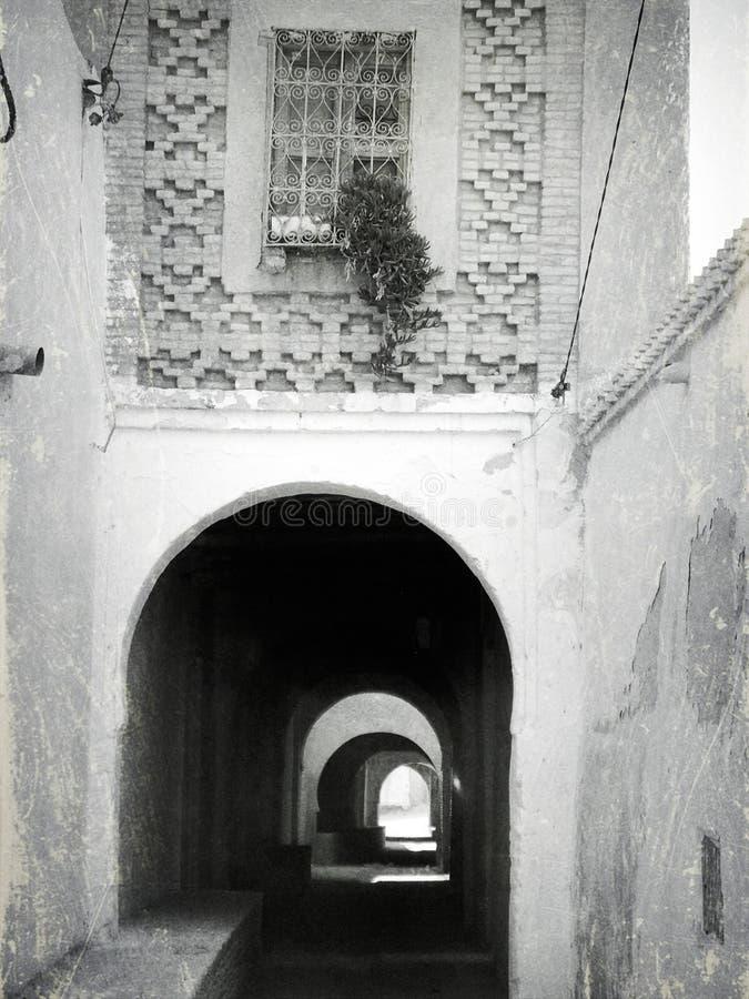 La Nefta-Tunisie photographie stock