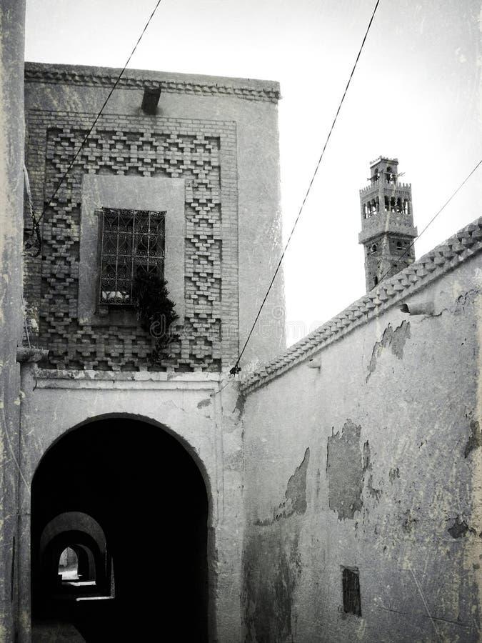 La Nefta-Tunisie photos stock