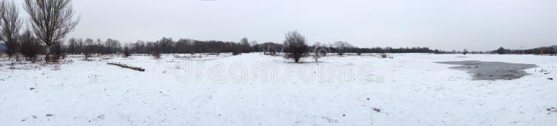 La neige eijsderbeemden photo libre de droits