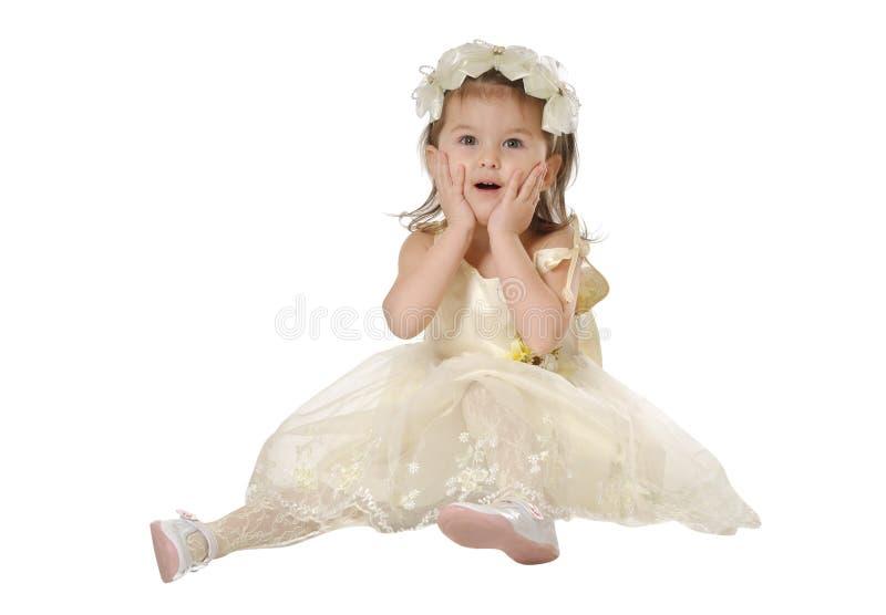 La niña imágenes de archivo libres de regalías