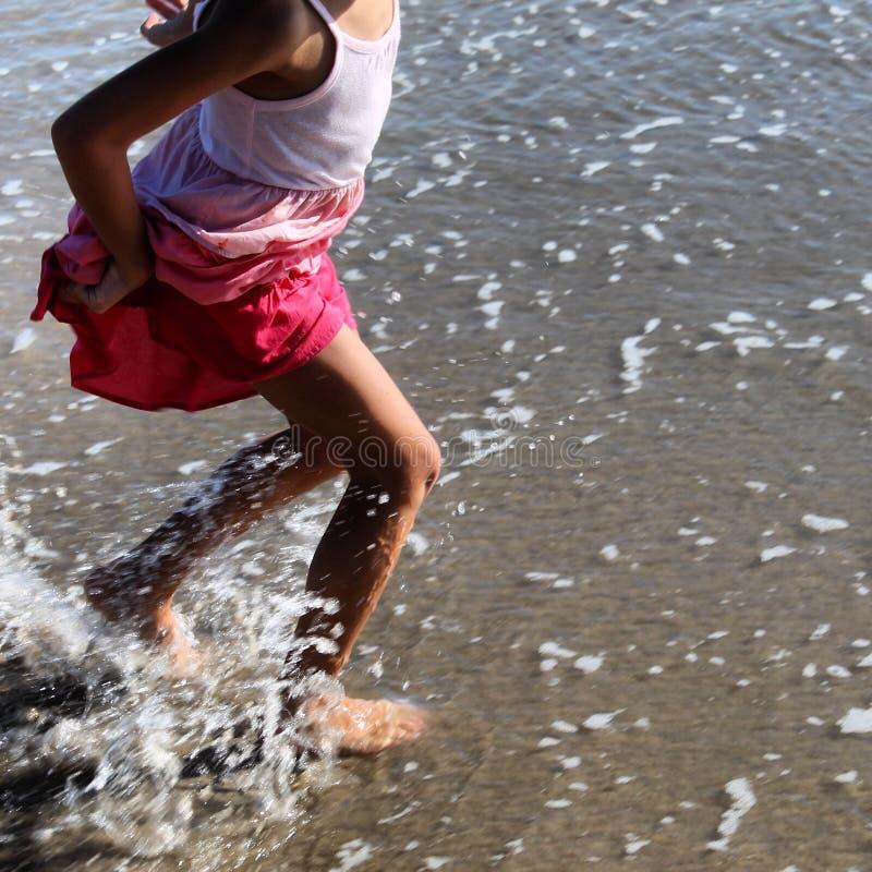 La niñez es hermosa fotografía de archivo libre de regalías