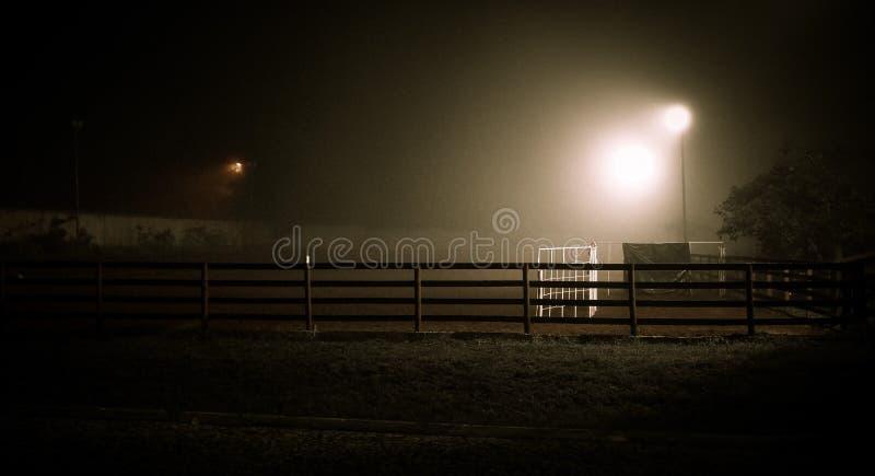 La niebla foto de archivo libre de regalías