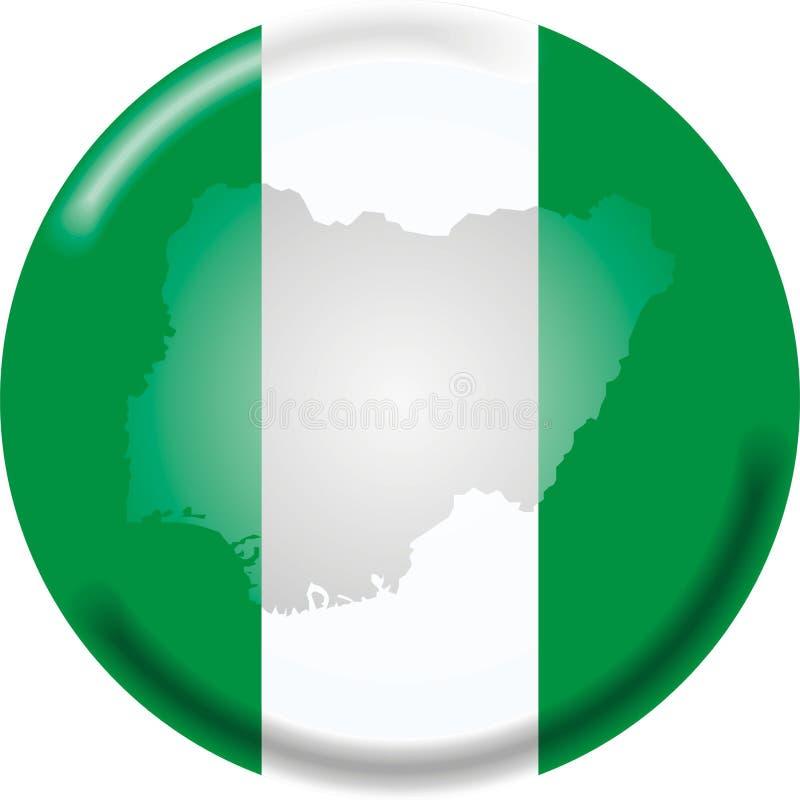 La Nigeria royalty illustrazione gratis