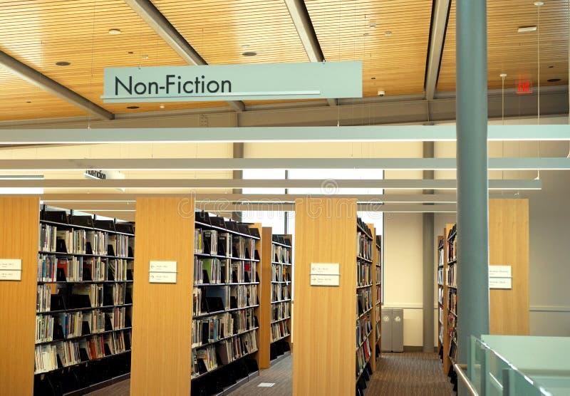 la No-ficción no es noticias falsas fotos de archivo libres de regalías
