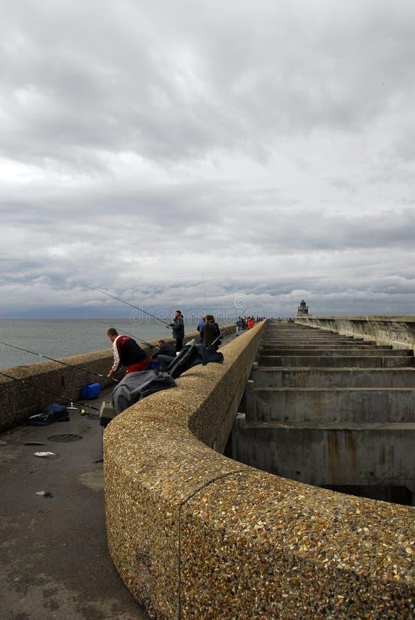 La Normandie, France nordique image libre de droits