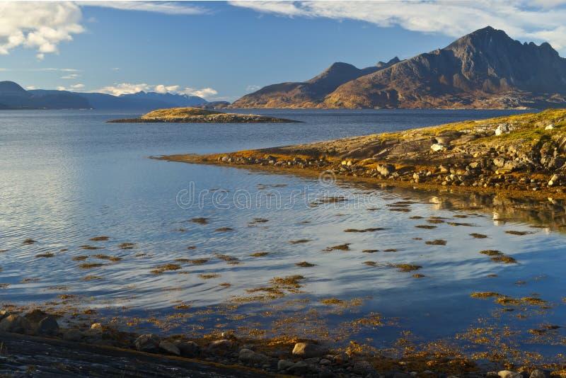 La Norvège images libres de droits