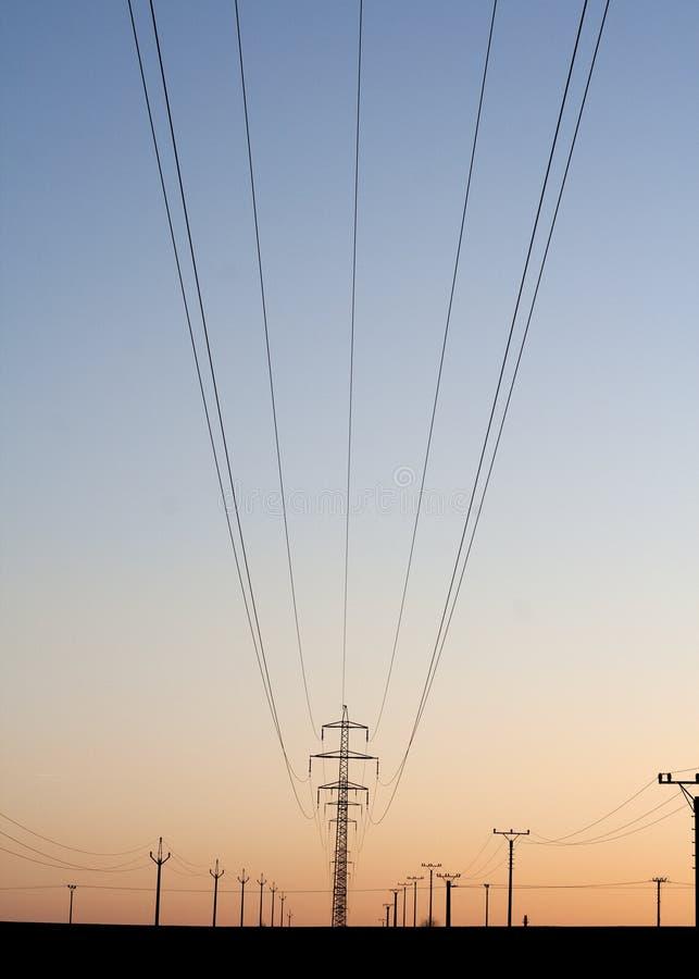 La nostra energia alla vostra casa fotografie stock
