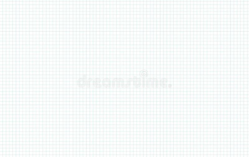 La nota, strato di carta del taccuino per testo, ha quadrato il fondo Illustrazione di vettore royalty illustrazione gratis