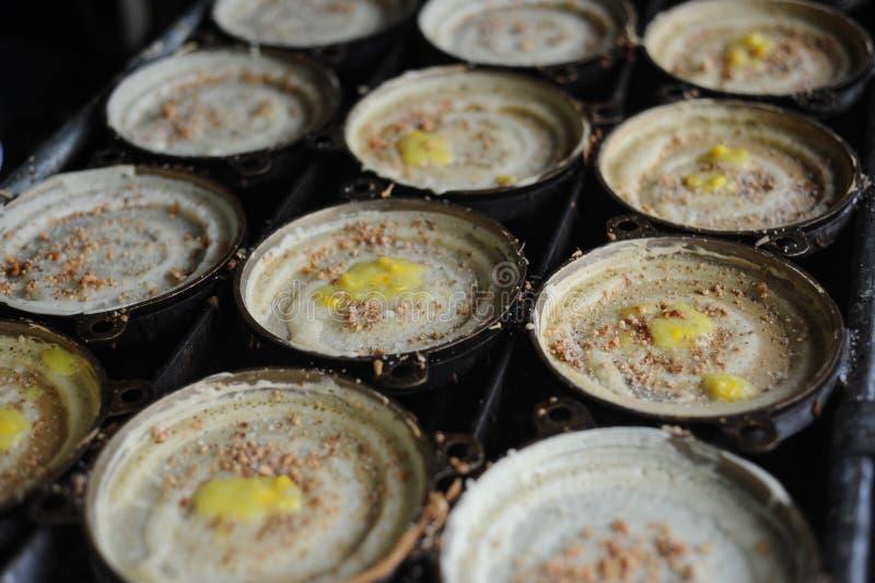 La nourriture traditionnelle a appelé le ` d'Apan Balik de ` photographie stock libre de droits