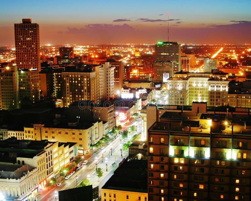 La Nouvelle-Orléans, Louisiane photo stock