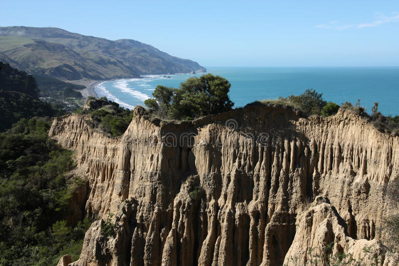 La Nouvelle Zélande photo stock