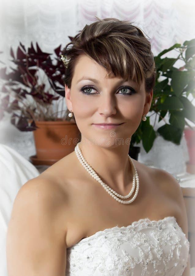 La novia imagen de archivo