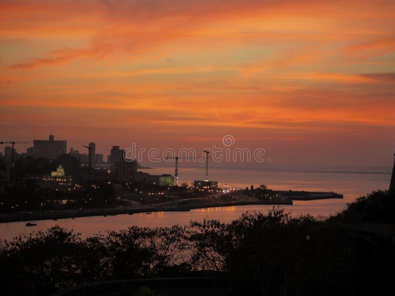 La nueva La Habana foto de archivo libre de regalías