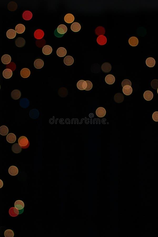 La nuit allume - fond de couleur - le bonheur simpliste de beauté photo libre de droits
