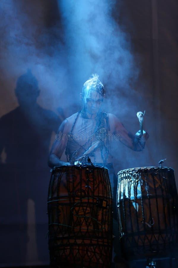 Download La Nuit De La Musique Sur La Place De Szczepanski à Cracovie Image éditorial - Image du batteurs, musical: 56476140
