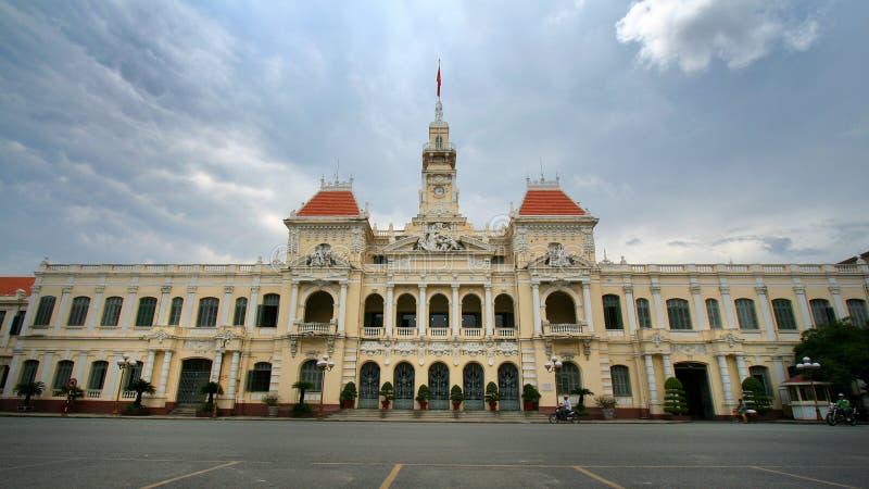 La oficina de correos de Saigon imagenes de archivo