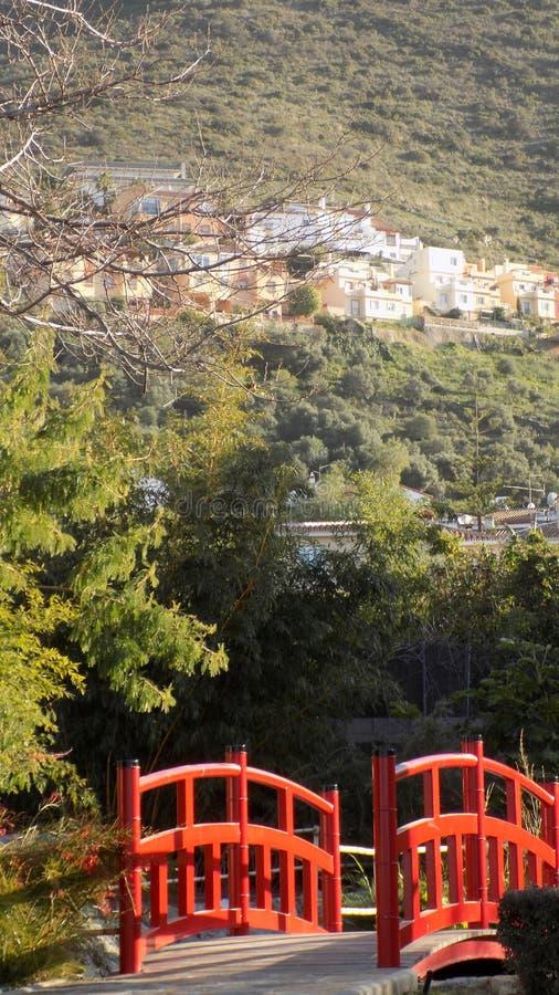 La oriental Torre-Málaga de del parque-Alhaurin imágenes de archivo libres de regalías