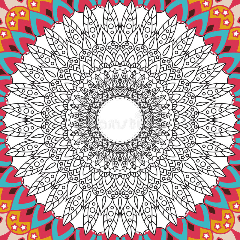 Hermosa Colorante Para Adultos Imprimible Molde - Páginas Para ...