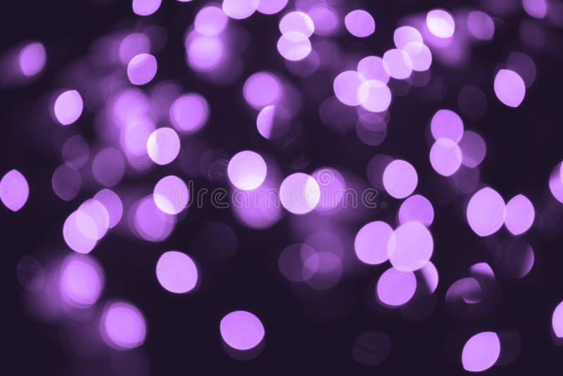 La púrpura enciende el fondo imagen de archivo libre de regalías
