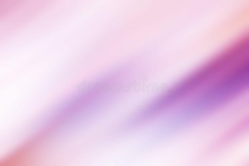 La púrpura roja del rosa de la pendiente del extracto coloreó el fondo borroso ilustración del vector
