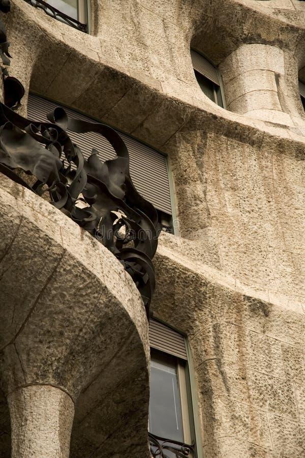 Free La Padrera (antonio Gaudi) Stock Images - 4842094