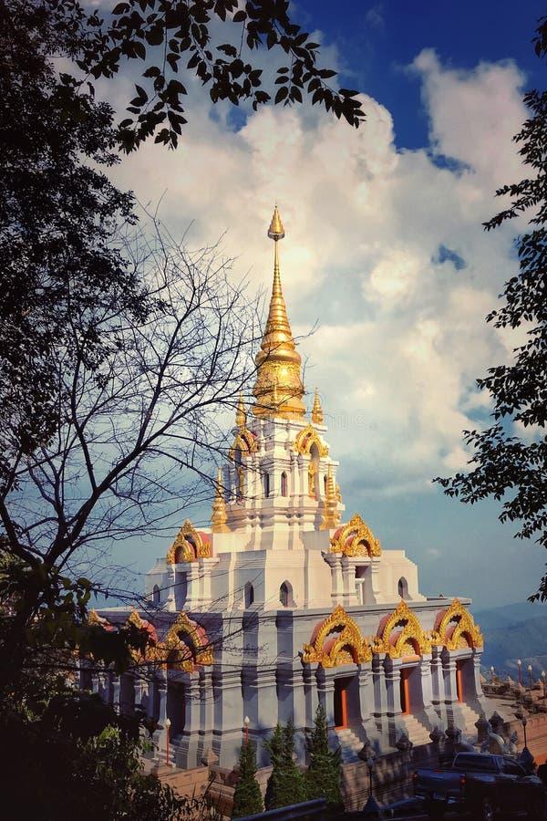 La pagoda de oro hermosa fotos de archivo libres de regalías