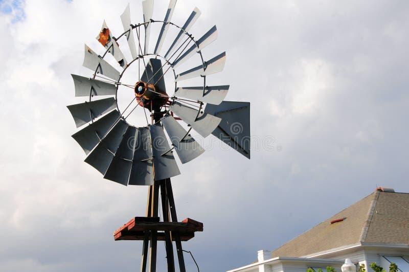 La paleta mide el viento, FL foto de archivo libre de regalías