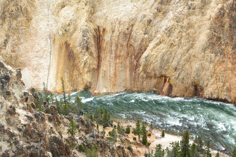 La pared de la roca imagenes de archivo