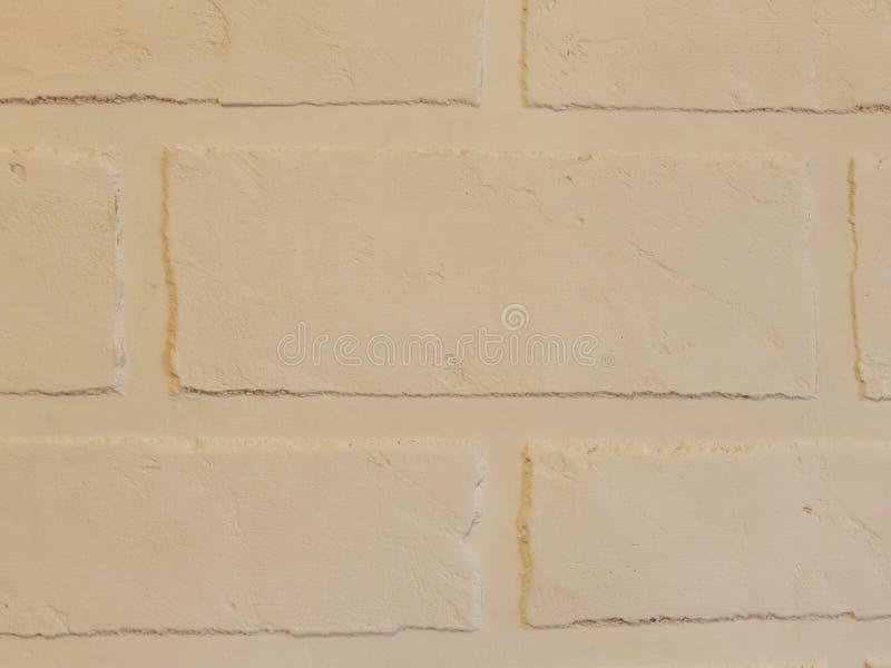 La pared del fondo de este yeso blanco del ladrillo imagenes de archivo